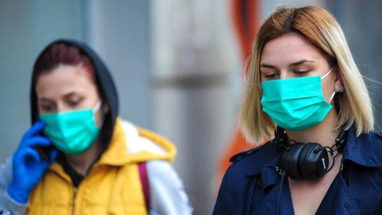 Штрафи за відсутність маски у публічних місцях