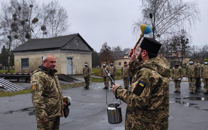 Захищено: Воїни з Шепетівки вкотре відправились в район ООС