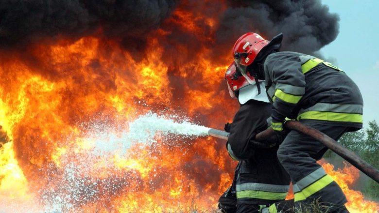 У Шепетівському районі внаслідок пожежі загинув чоловік
