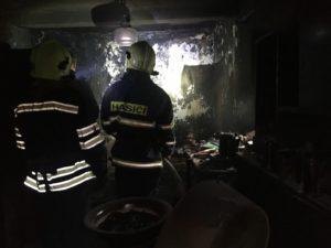 На Ізяславщині у пожежі загинув чоловік