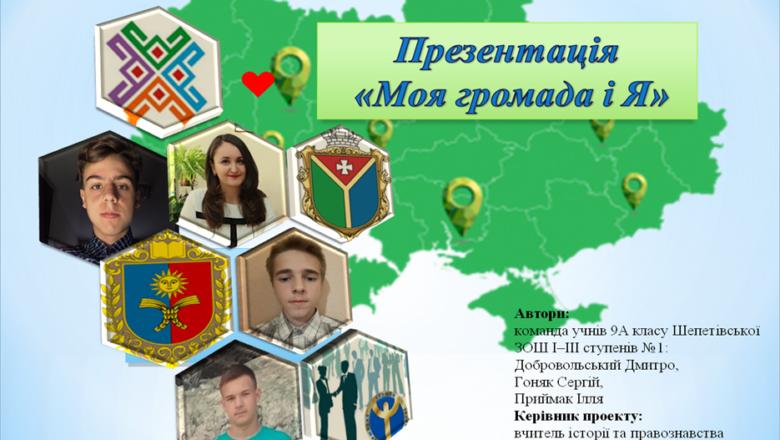 Школярі з Шепетівки здобули першість в обласному профорієнтаційному конкурсі