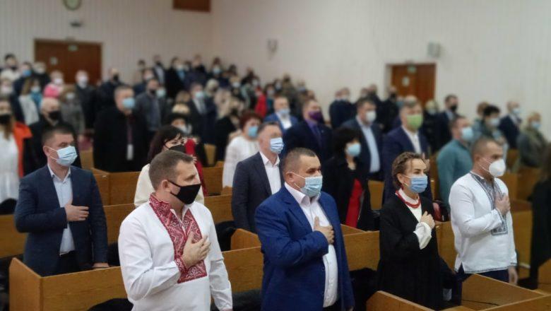 Депутати Шепетівської міської ради склали присягу