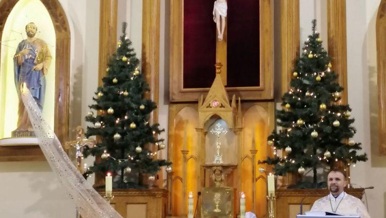 У Шепетівці відбулася Різдвяна Вігілія