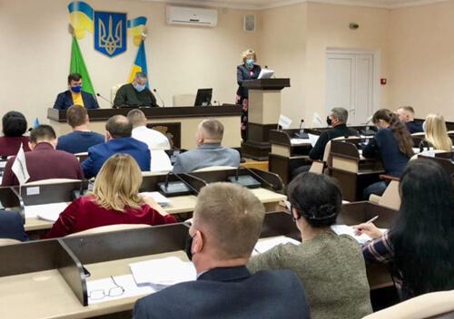 У Нетішині депутати прийняли бюджет на наступний рік