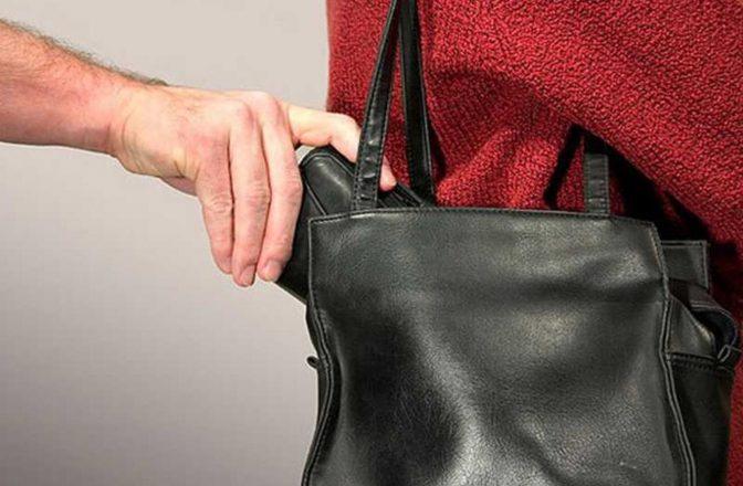 Житель Полонного отримав 3 місяці арешту за вкрадену сумку