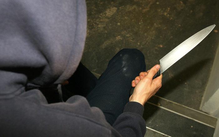 На Шепетівщині чоловік напав з ножем на колишню дружину