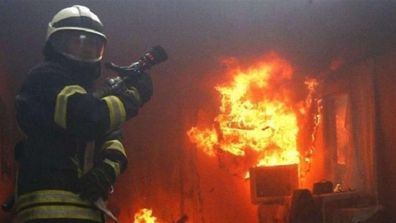 Пожежа в Шепетівці