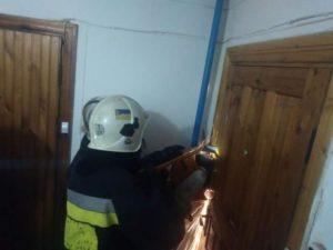 Рятувальники в Полонному