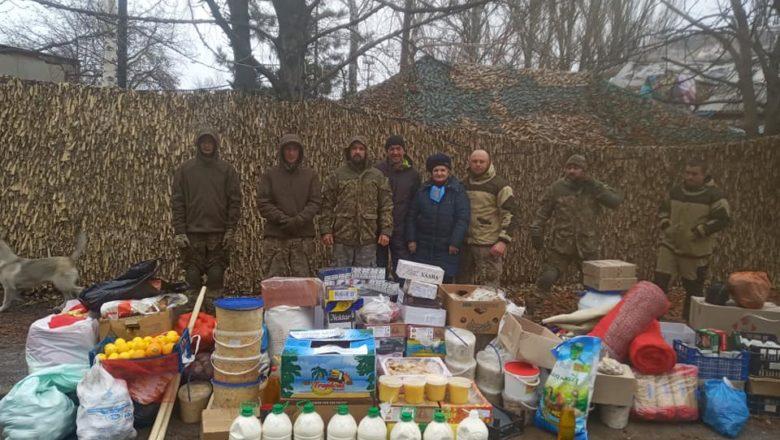 Шепетівські волонтери передали гуманітарну допомогу на Схід