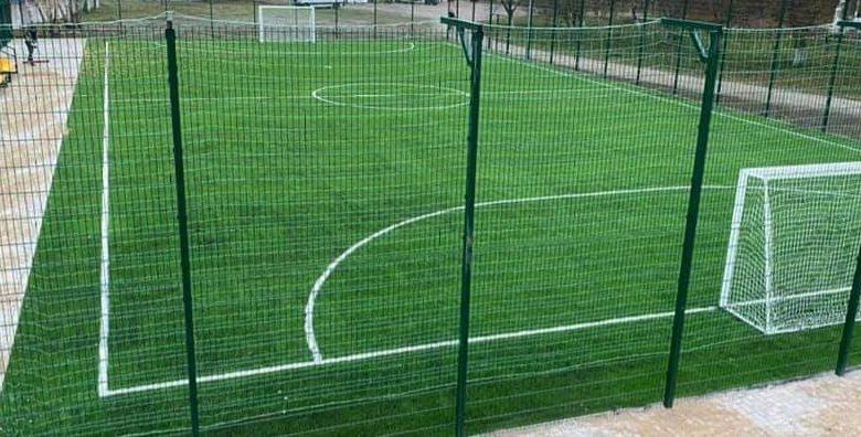У Грицівській ОТГ відкрили турнір з міні-футболу