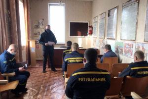 Поліція, рятувальники в Білогірській ОТГ