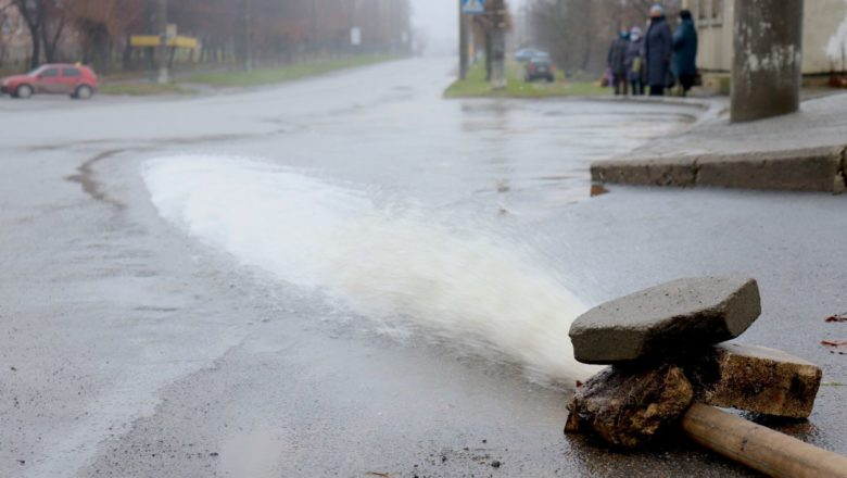 У Шепетівці вирішили проблему води на Старокостянтинівському шоссе