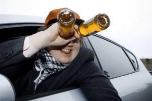 ДТП в стані алкогольного сп'яніння