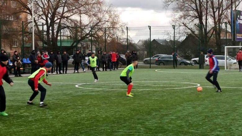 У Шепетівці відбувся відкритий турнір з міні-футболу