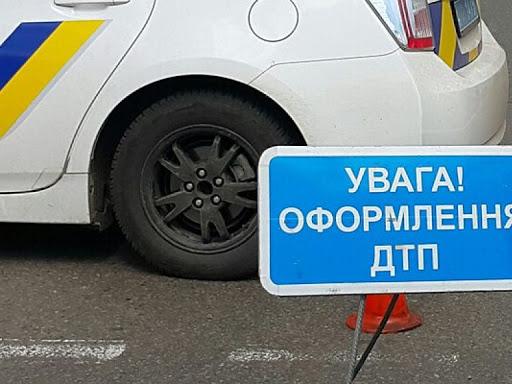 Житель Шепетівки потрапив у ДТП поблизу Красилова