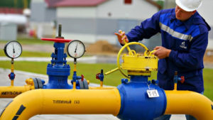 Газ, постачальники Україна