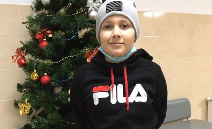 12-річний судилківчанин потребує допомоги на лікування