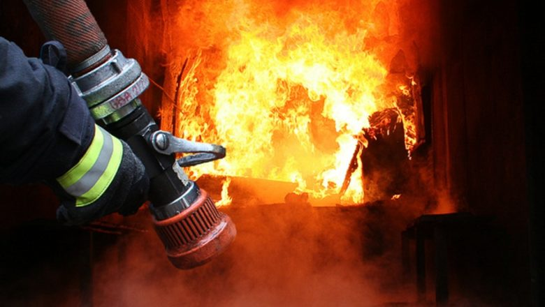 Внаслідок пожежі у Грицеві загинув чоловік