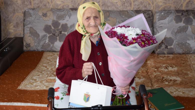Шепетівська довгожителька відзначила 100-річний ювілей