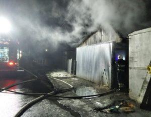 Славута пожежа, рятувальники