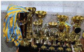 У Славуті відзначили кращих у пропагуванні спорту
