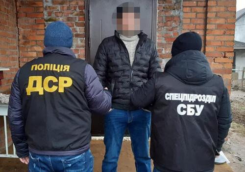 На Хмельниччині затримали «кримінального авторитета»
