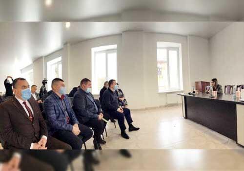 Віолета Лабазюк відвідала Шепетівський район