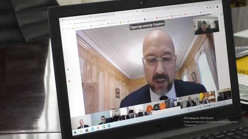 Мер Славути взяв участь в онлайн-нараді з Прем'єр-міністром щодо тарифів на газ