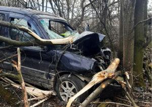 Ізяслав, ДТП, водій травмувався