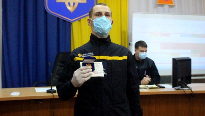 Троє рятувальників з Шепетівщини в списку кращих на Хмельниччині