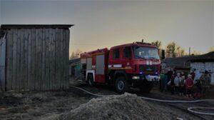 Пожежа, Шепетівка, сіно, Михайлючка