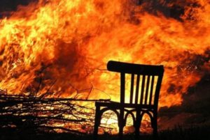 Пожежа, Славута, загинув чоловік