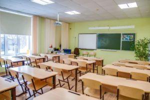 Школа, Залужжя, велике будівництво, Білогірщина