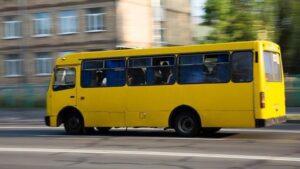 Громадський транспорт, відновлення руху, карантин