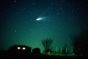 Комета, астрономічні явища, Шепетівка, затемнення