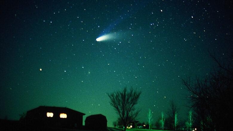 Коли жителі Шепетівського району побачать унікальні астрономічні явища