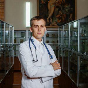 Олександр Масловський, ковід, щеплення, Славута, вакцина