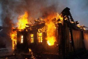 Пожежа, Пліщин, Шепетівка, будівля