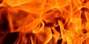 Пожежа, Шепетівка, Полонне, суха трава, будівля