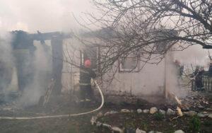Пожежа, Шепетівщина, загинув чоловік