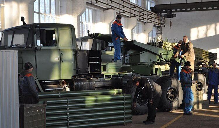 «Шепетівський ремонтний завод» за роки війни відремонтував 1500 одиниць техніки