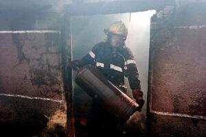 Вибух, Шепетівка, пожежа, рятувальники, газ