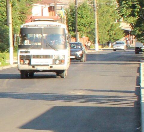 У Славуті на одному з автобусних маршрутів тимчасово припинять рух
