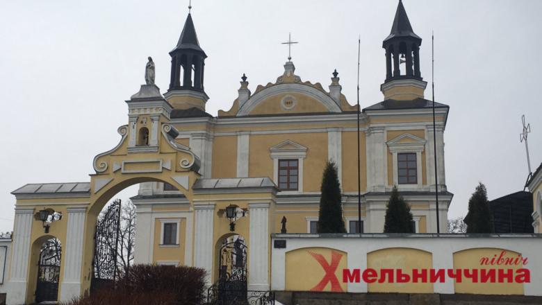 На Шепетівщині християни західного обряду відзначають день Воскресіння Христового