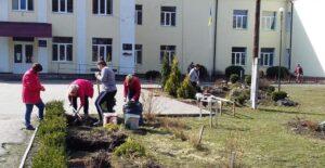 прибирання в Славуті