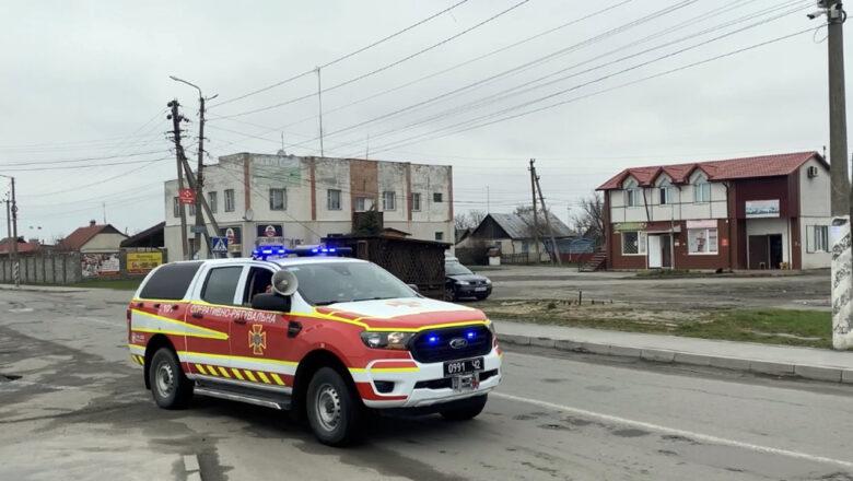 Про ковідні обмеження громадам Шепетівщини нагадують рятувальники