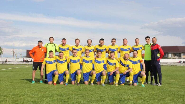 Полонські футболісти перемогли шепетівських в обласному кубку