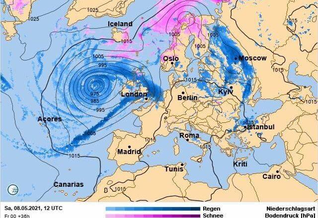 У Шепетівському районі попереджають про небезпечні метеорологічні явища