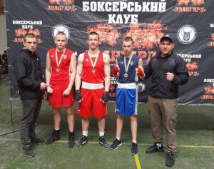 Бокс, Шепетівка, Алтунян