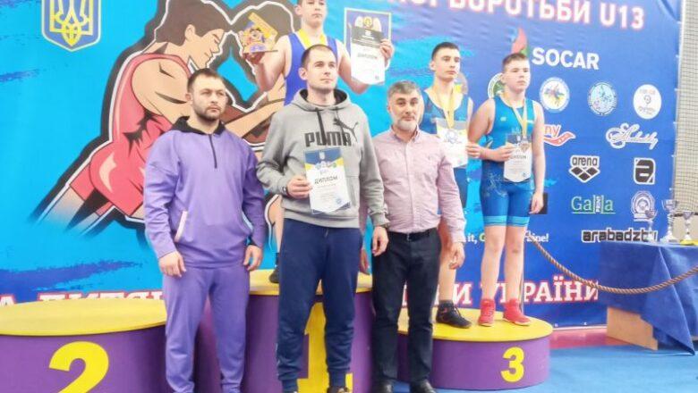 Шепетівчанин став призером чемпіонату України з греко-римської боротьби